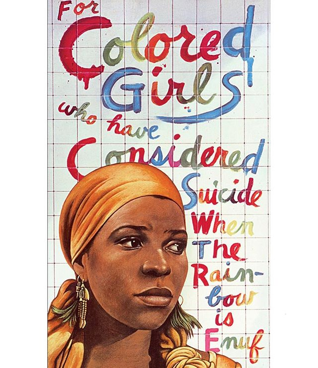 "#RIP to Ntozake Shange, novelist, poet, and playwright, best know for her acclaimed choreopoem, ""for colored girls who have considered suicide / when the rainbow is enuf"" (1948-2018) • • • #YouAreBlackGold #RIP #NtozakeShange  #ForColoredGirls #BlackGirlMagic #BlackGirlsRock #BlackWomen #BlackExcellence #BlackHistory #BlackTheatre #BlackArt #Ancestors"
