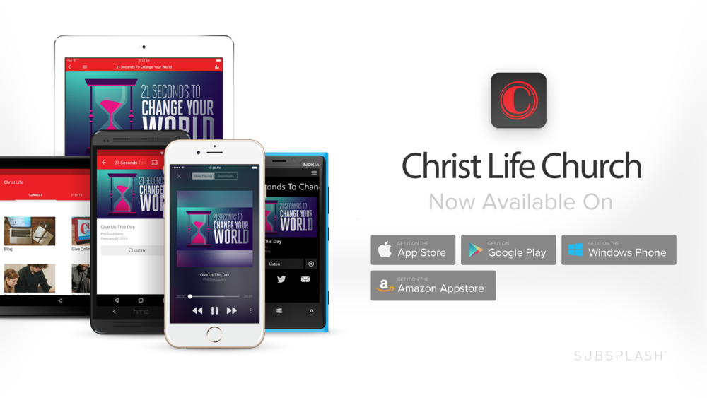 Christ Life Church App