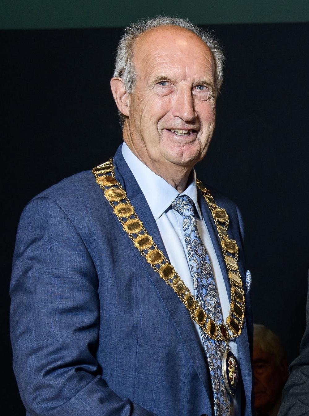 NILGA President, Alderman Arnold Hatch