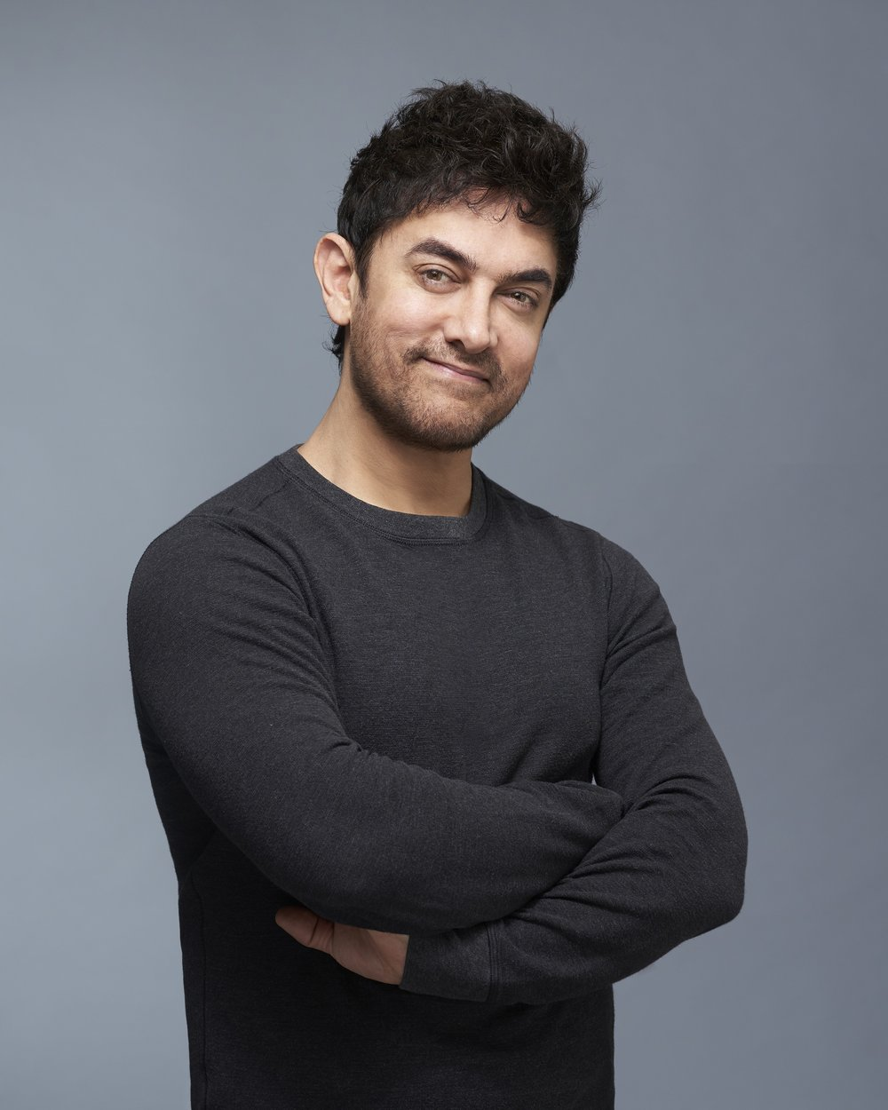 Photo caption: Indian film star Aamir Khan, who will be attending Belfast Film Festival in April.