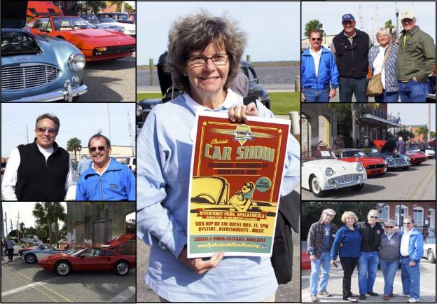 Autos & Oysters Car Show