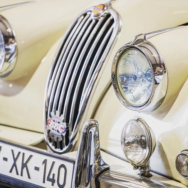 1957 Jaguar XK 140 #jaguar #xk140 #baybritishcars