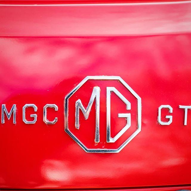 MGC GT #mgcgt #baybritishcars