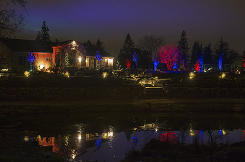 Landscape lighting in joplin and springfield hillside gardens fx luminaire zdc nbsp nbsp mozeypictures Images
