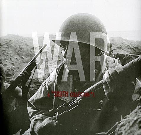 War book Cover