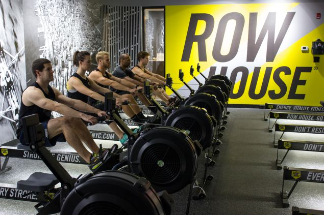 Article:  The Rise of Indoor Rowing, the Next Big Thing in Group Fitness