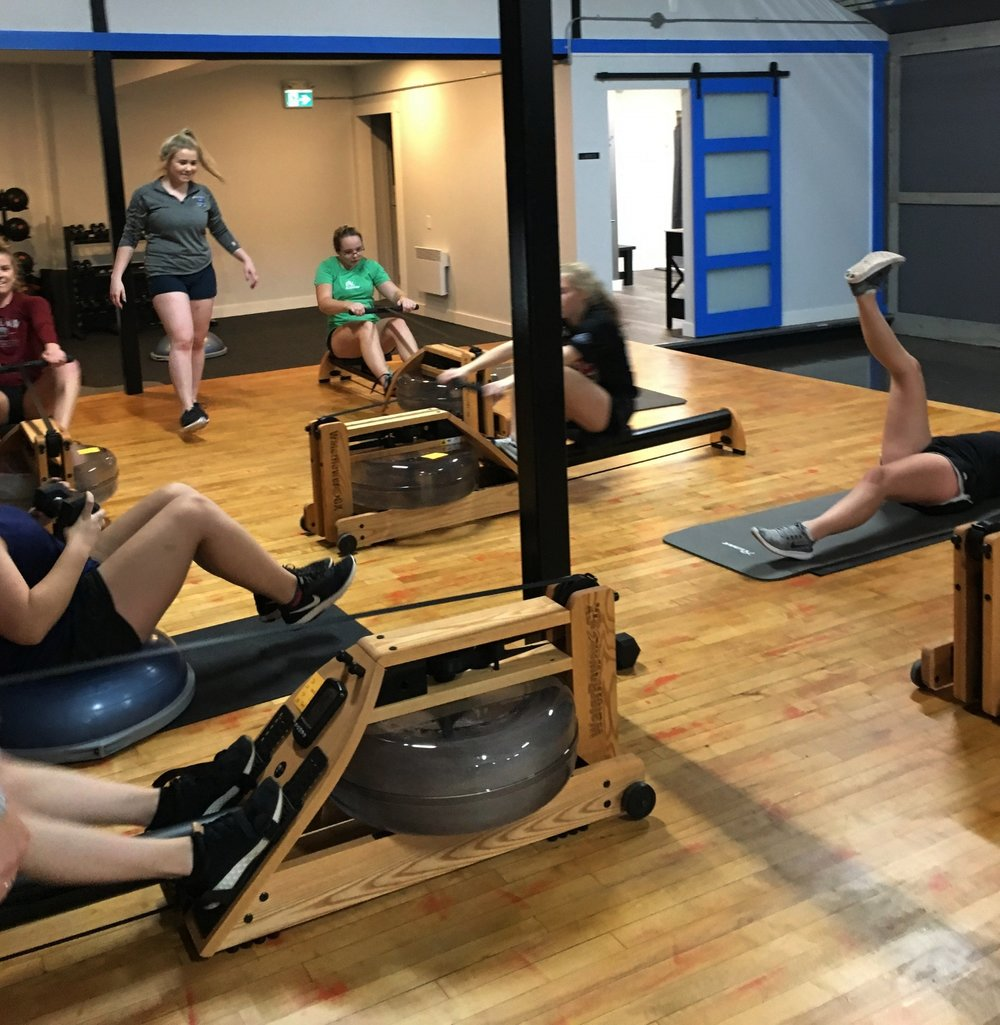Benefits of Rowing - The nature of rowing means there is little to no impact on the joints, with little weight-bearing.  This means it's perfect for those  suffering from joint issues, such as arthritis. The movement helps to improve posture, strengthen core, and increase flexibility and range of motion, making it the ideal cross-training tool for any sport!
