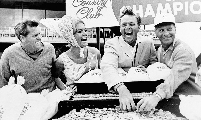 Arnie and Vegas