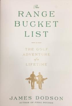 A book that presents lofty goals.
