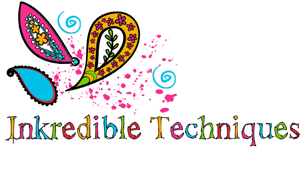 Inkredible Techniques I Card Tutorials I Richmond Virginia