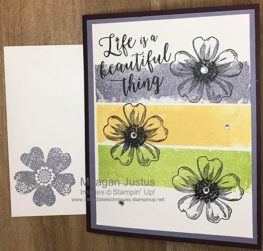 Painter's Tape Card Envelope