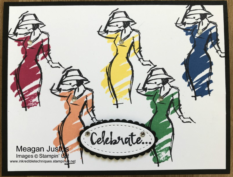 New Stampin' Up 2018-2020 In-Colors