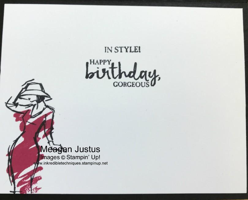 Interior Card Panel