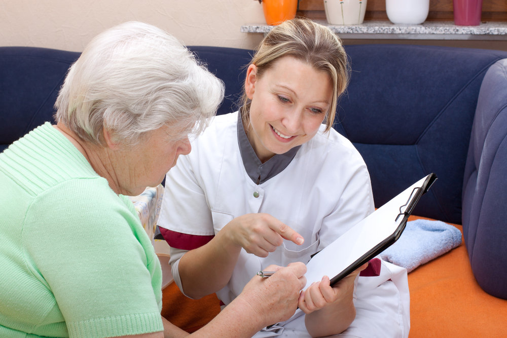 Your care assessment is tailored to you individually