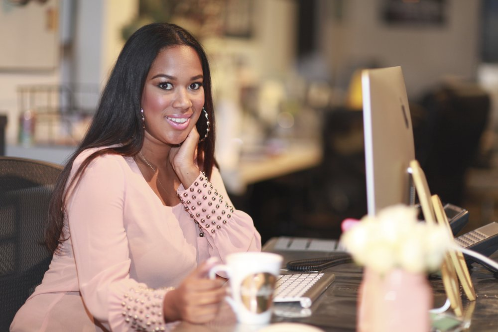 Event Producer  - Cierra Hankins has a knack for design and a goal of perfection.  Known as the