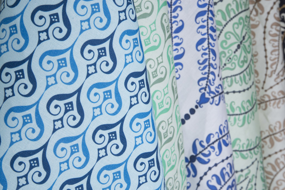 Heritage Collection Fabrics