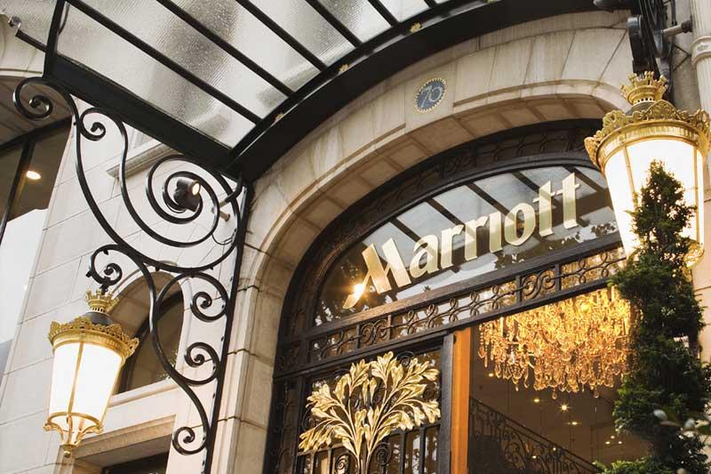 Paris Marriott Hotel - 70 Av. des Champs-Élysées