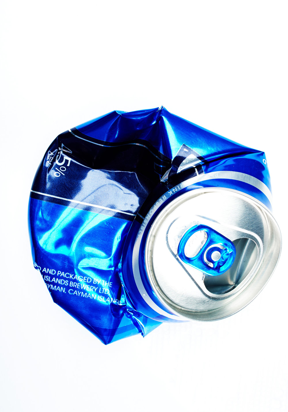 CAYMAN BEER CAN