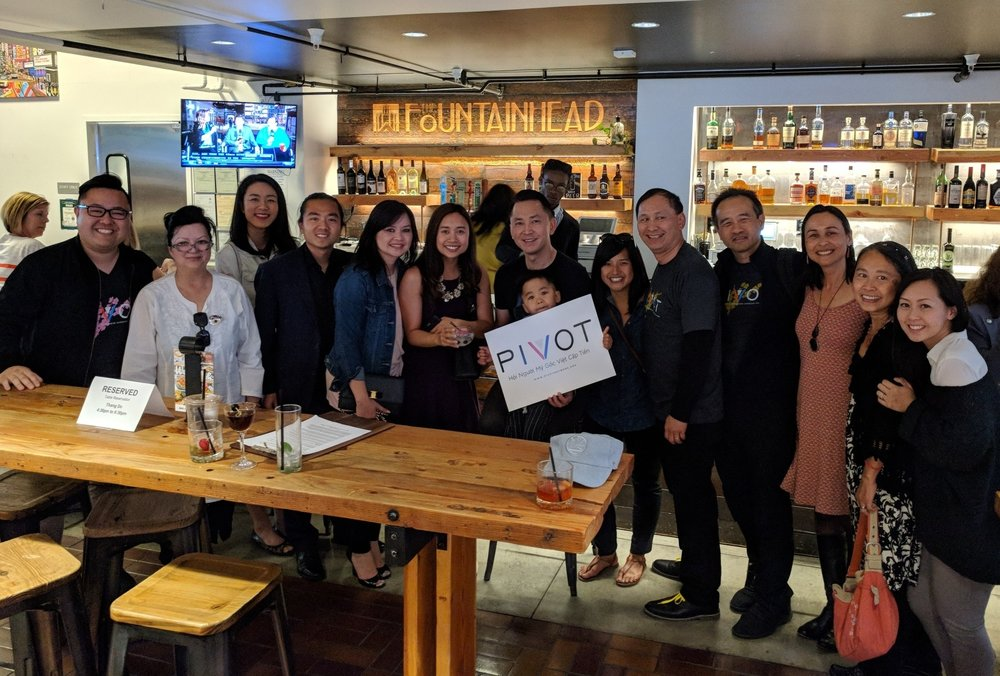 The Progressive Vietnamese American Organization - To engage and empower Vietnamese Americans for a just and diverse America