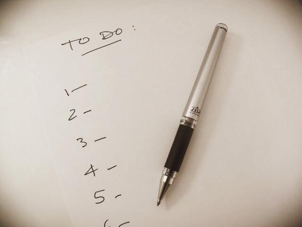 IEP special needs checklist