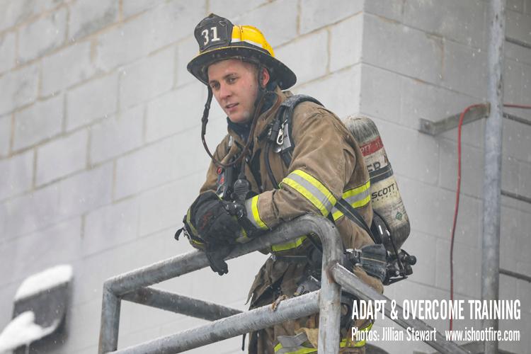 Firefighter    Casey Snider