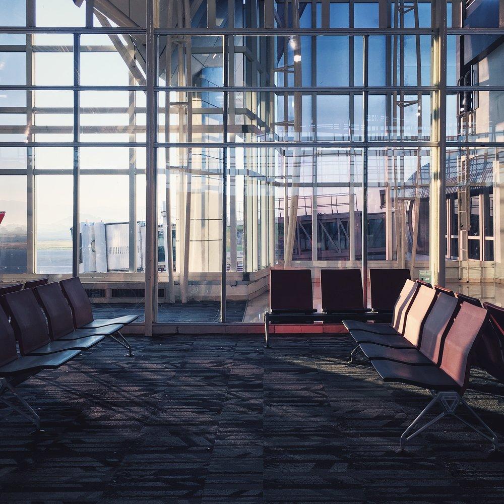 Hasanuddin International Airport, Ujung Pandang, Massar Indonesia.