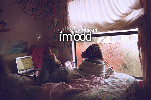 i'm odd