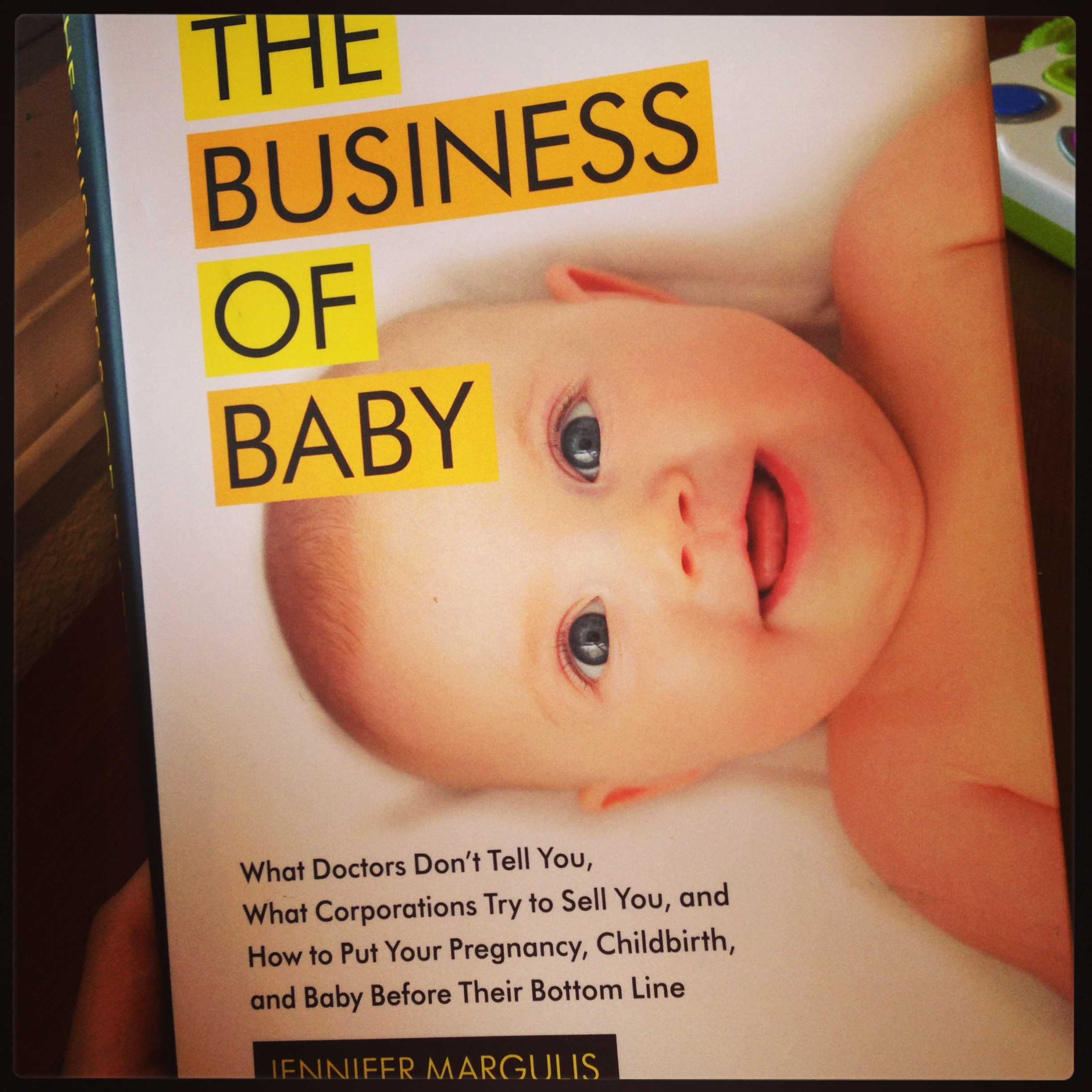 The Business of Baby book