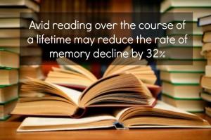 avid reading