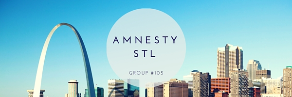 Reilly started a blog for the  Amnesty International Group #105  in September 2012. The goal was to create a dynamic online presence for the group that make it easier for potential members to find the group. Another goal was to position the chapter and Amnesty as a human rights thought leader and activism resource for St. Louis and the rest of the country.