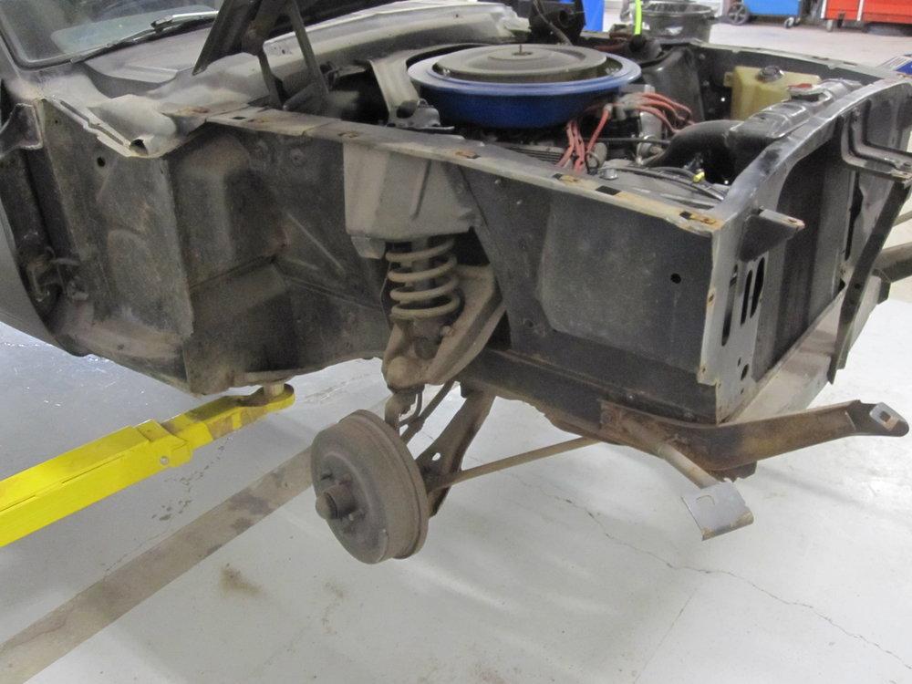 1968 Ford Mustang custom car restoration 1.JPG