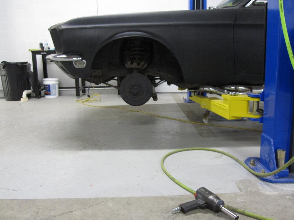 1968 Ford Mustang custom car restoration 4.JPG