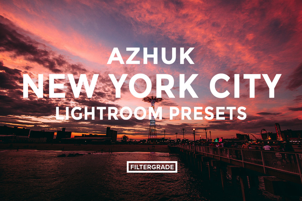 NYC PRESETS 14 Lightroom Presets Darkened/Matte Shadows Sharp Portraits  City/Street/Urban Free Help Files and Support   $29