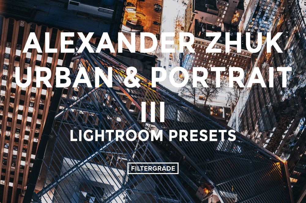 URBAN & PORTRAIT III   20 Urban Lightroom Presets   ! NEW 2018 VISION !  Electric Blues  Sharp Portraits  City/Street/Urban  Free Help Files and Support       $39