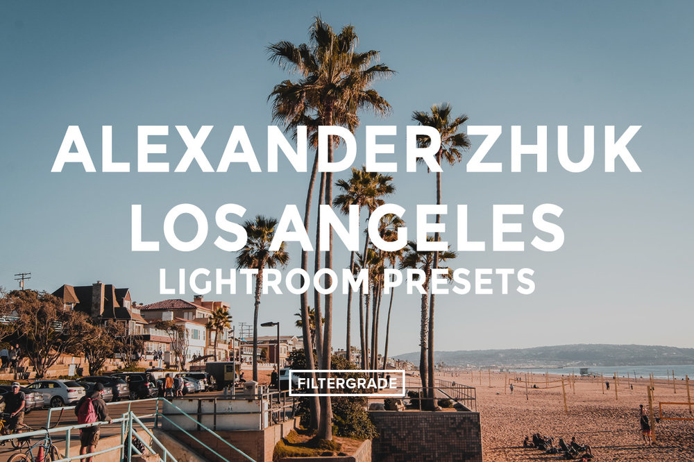 LOS ANGELES   20 Lightroom Presets  Summer Tones  Matte Shadows  Warm Colors  Clarity/Detail  Free Help Files and Support      $32