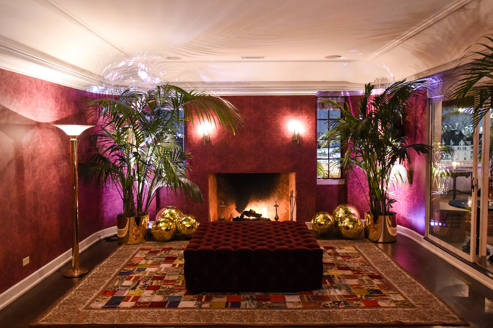 Inside the Penthouse at Chateau Marmont