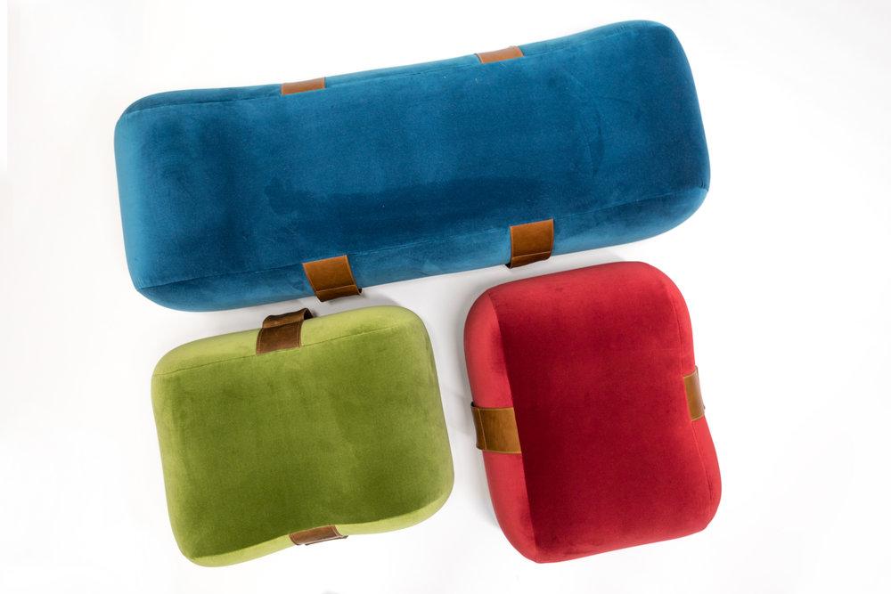 Marie-Burgos-Design. Milo-bench.Milo-ottoman.green.MBcollection.jpg