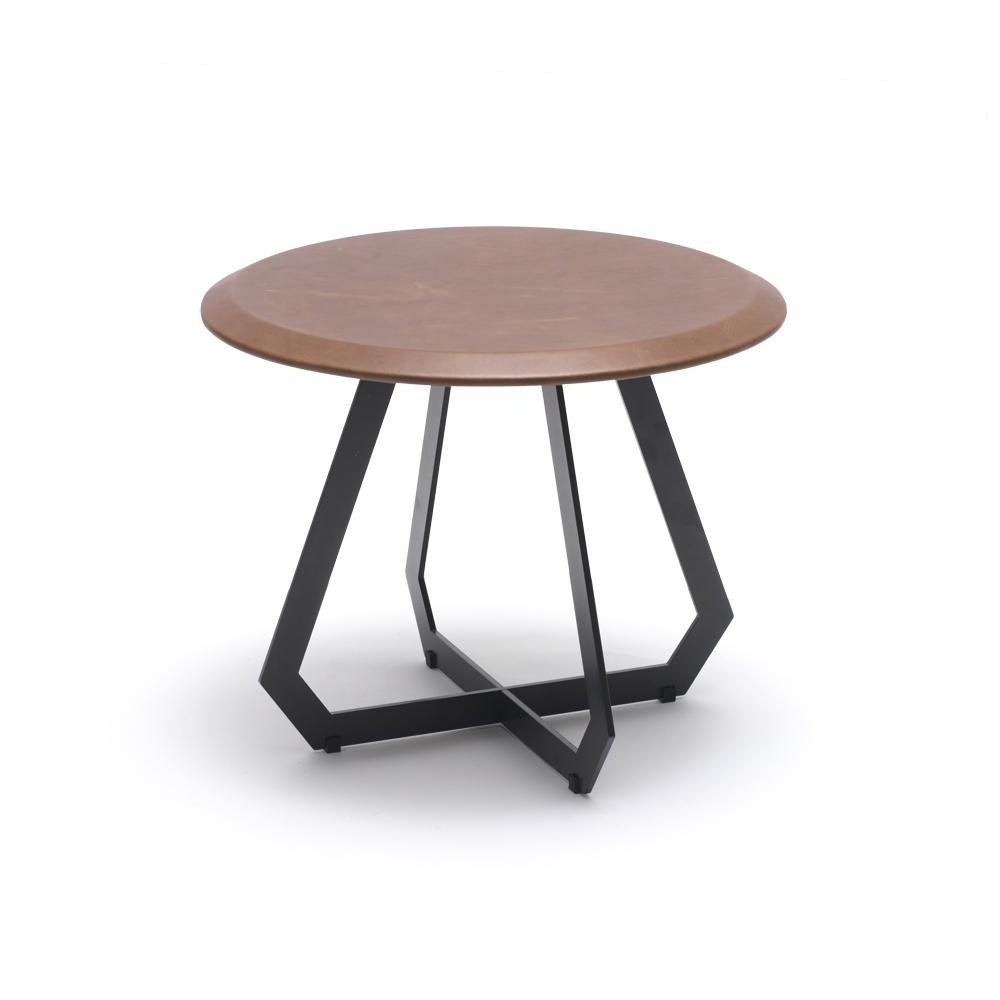 Marie-Burgos-Design.Fetish-table.Ø40.Black-Brown.MBcollection.jpg