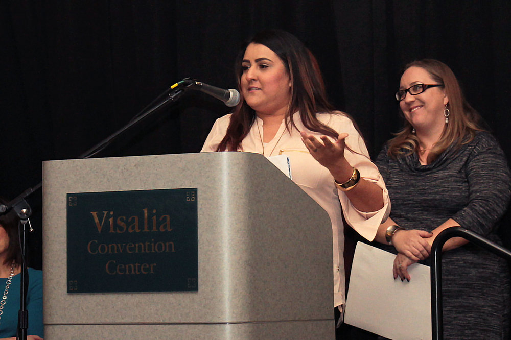 Live Your Dream Award: Michelle Jaramillo
