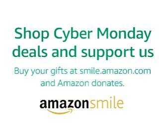 Support Soroptimist International of Visalia when you shop Cyber Monday deals! smile.amazon.com/ch/94-6107901