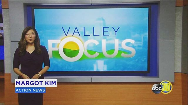 Watch @jodylinegilman with @margotkimtvnews on Valley Focus now! #best4women