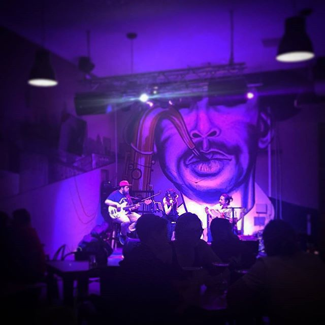 We all need to go acoustic every now and again .. #acoustic #gig #live #trio #intimate #music #blues #soul #rocknroll #rock #independent #show #groove