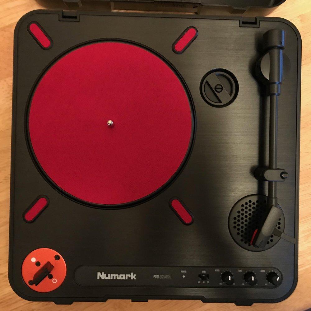 Numark PT01 Scratch - Plug and Play