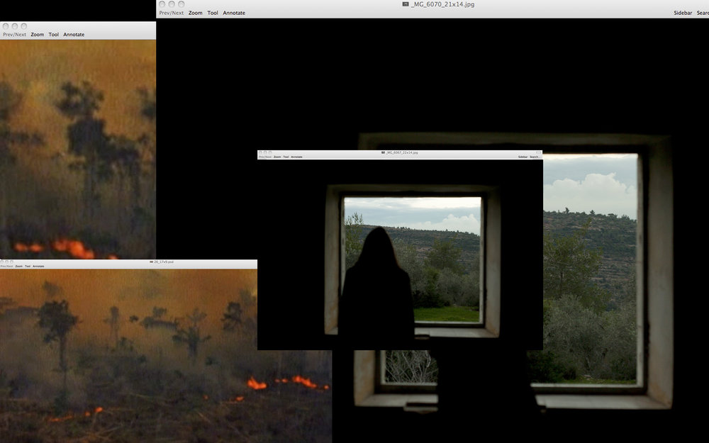 Basel Abbas and Ruanne Abou-Rahme,  Screenshot 2015-04-23 15.28.12 , 2015