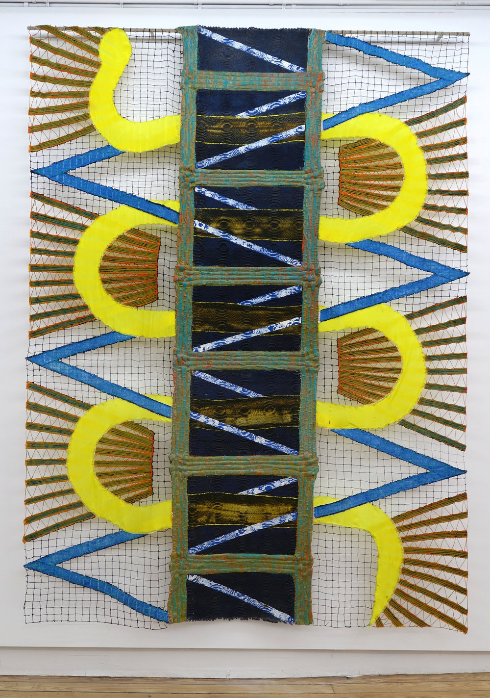 Julia Bland, Broken Clock (Twice a Day) , 2016