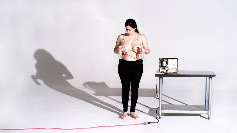 Miriam Simun,  Making Human Cheese , 2011