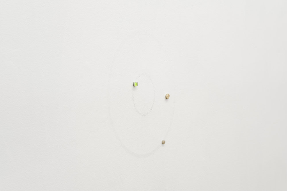 Kristin Walsh,  Clock #6 , 2018