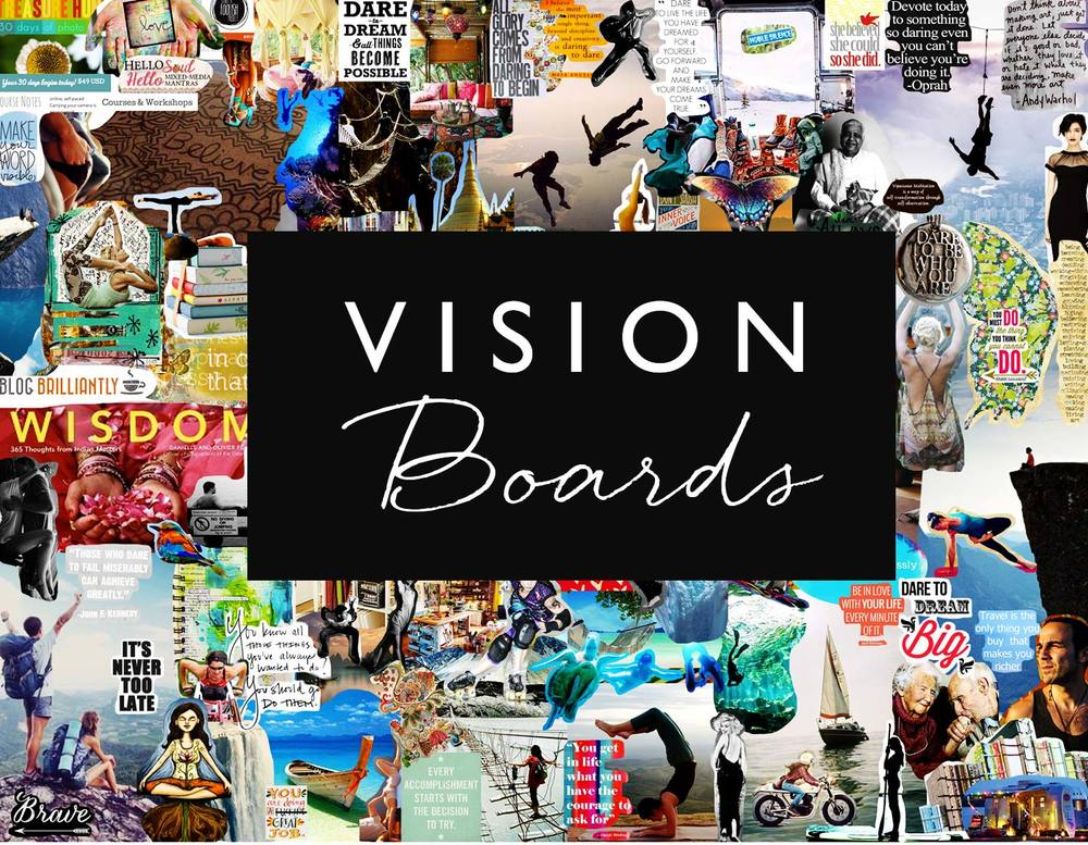 The Art Of Vision Board: Feng Shui Style — Be Optimal