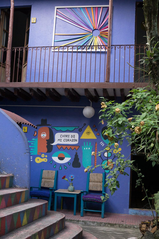 Hostel in Xalapa, Veracruz, Mexico