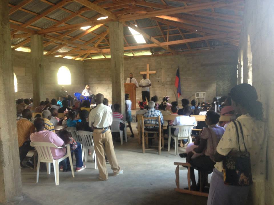 Church Plant in Haiti